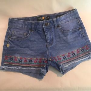Lucky Brand | Riley Jean Shorts Size 12 like new!